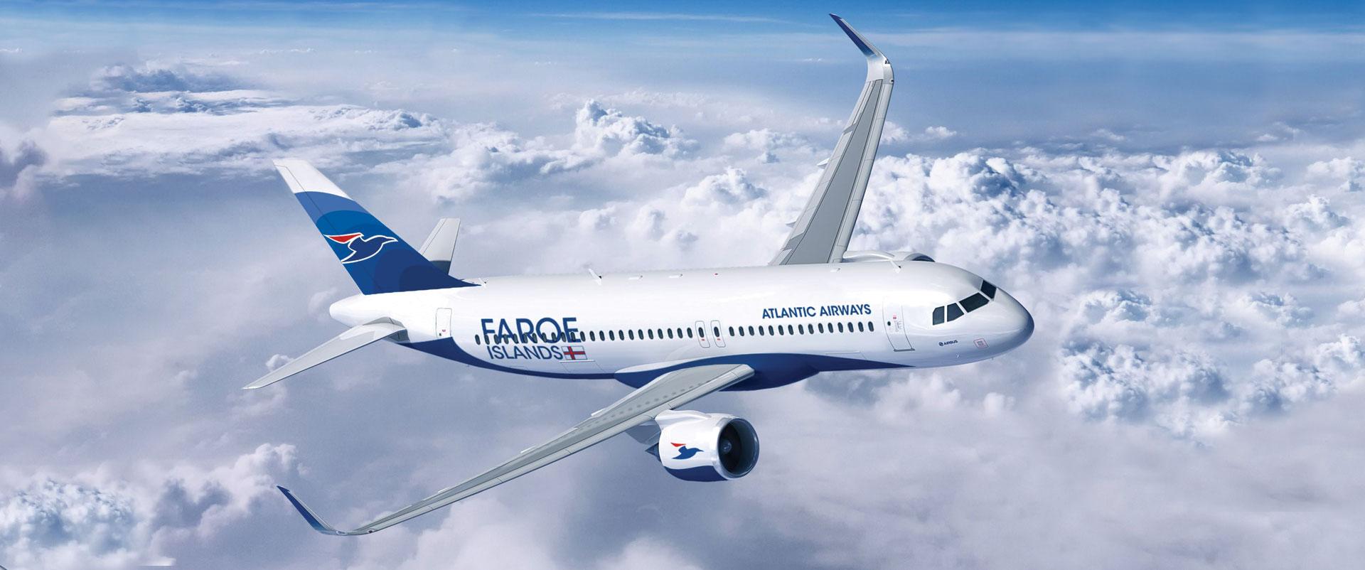 Resultado de imagen para Atlantic Airways Airbus A320neo